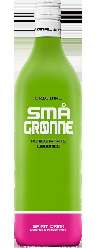 SMÅ Grønne shots